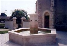 Verger Marbre Public Fountain