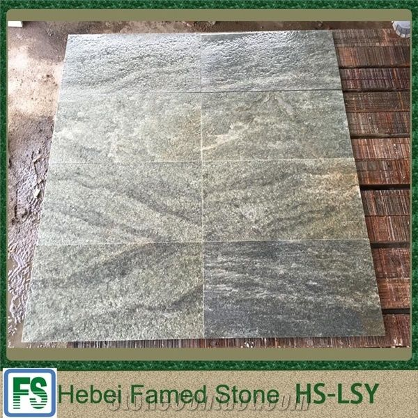 Green Quartz Floor Tiles Green Tiles For Outdoor With Natural