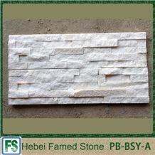 White Flash Culture Stone Wall Decoration,White Flash Stone Veneer