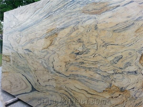 Prada Gold Granite Slabs From United States Stonecontact Com