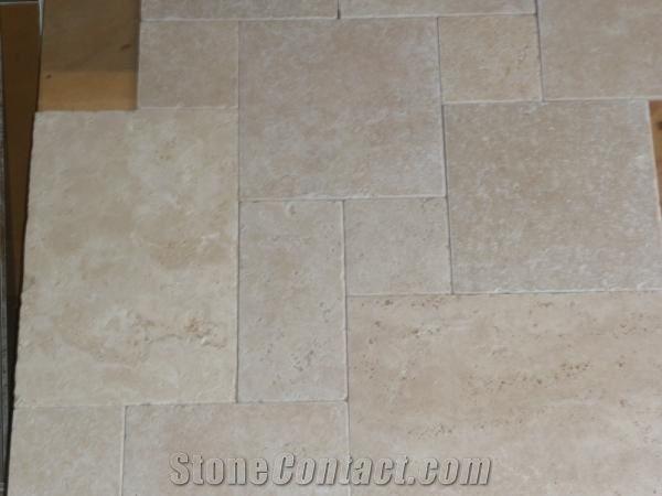 Pierre De Pontijou French Pattern Floor