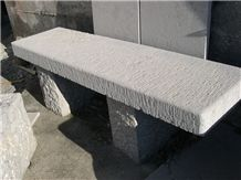 Pierre De Ruoms Benches, Patio Tables