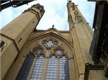 Cathedrale-Metz Restoration with Pierre De Jaumont