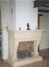 Pierre De Jaumont Fireplace