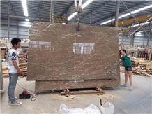 Castle Brown Marble Slabs & Tiles