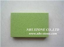 Green Crystallized Stone,Marmoglass Stone