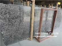 Nebula Gold Granite Tiles & Slabs,China Brown Granite