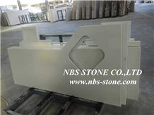 White Countertops Quartz Stone Kitchen Countertops