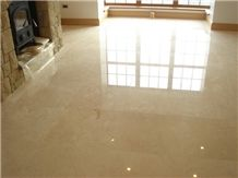 60x40 Polished Crema Marfil Marble Tiles, Beige Spain Marble Tiles & Slabs