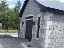 Kilkenny Sandstone Masonry Building, Grey Sandstone Building & Walling Ireland