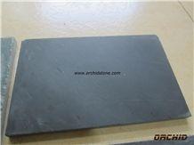 Black Slate Tiles & Slabs, China Black Slate