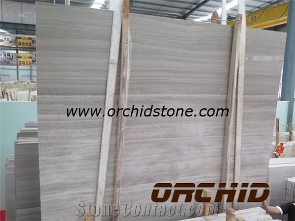 Polished White Serpentine Marble Flooring Tiles China White Marble