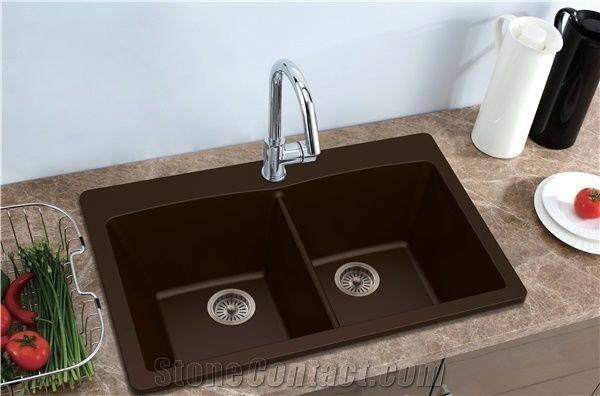Quartz Sinks, Quartz Stone Sinks, Pmma Sinks, Kitchen Sinks ...