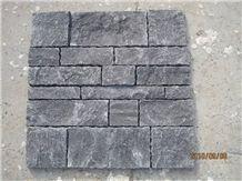 Black Limestone Cultured Stone