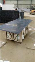 China Blue Limestone Slabs