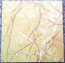 Karen Gold Marble Slabs & Tiles