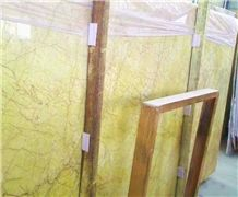 Lemon Gold Marble Floor Tiles & Slabs