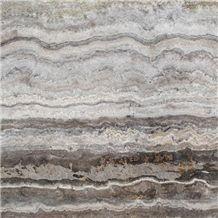 Silver Travertine,Grey Travertine Tiles