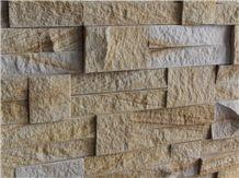Yellow Sandstone Culture Stone,Yellow Sandstone Walling Tiles