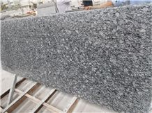 Competitive China Popular Spray/Seawave White Granite Polished Tiles & Big Slabs / Tiles for Wall and Floor Covering, Skirting, Natural Building Stone Cheap Prices, Quarry Owner Manufacturer Wholesale