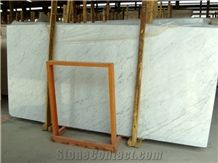 Italy Popular Cheap Bianco Carrara Calacatta White Marble Polished Slabs & Tiles, Natural Building Stone for Wall, Floor Covering, Hotel Lobby, Toilet Project Decoration