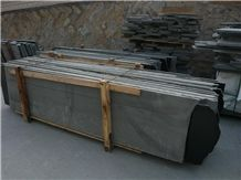 China Mongolia Black Basalt Slab,Cut to Size for Floor Covering,Wall Cladding,Wall Paving Stone,Wholesaler,Quarry Owner