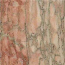 Payolle Rose-Vert Marble - Campan Rose Vert Marble