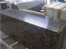 Baltic Brown Granite Countertop, Kitchen Bar Top, Bar Worktop