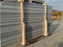 Marmara Zebra Marble Slabs & Tiles, Turkish Straight Vein Running