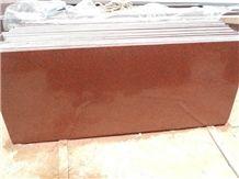 Imperial Red Granite Slabs & Tiles, India Rd Granite, Ruby Red Granite