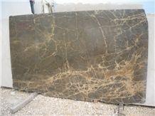 Brecciato Ambrato Marble Tiles & Slabs, Brown Italy Marble Tiles & Slabs, Floor Tiles
