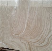 Abbas Abad White Travertine Slabs & Tiles