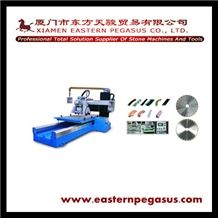 Automatic Computerized Specially Shaped Stone Piece Cutter, Stone Profiling Machine, Stone Cutting Machine, Granite Profiling Machine, Marble Profiling Machine, Strip Cutting Machine Tjcz-500