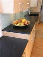 Green Mountain Soapstone Kitchen Countertops