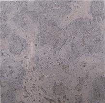 Berziet Grey Slabs & Tiles, Birzeit Grey Limestone Slabs & Tiles
