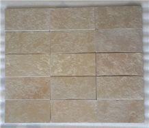 Tandur Yellow Limestone Tiles & Slabs, Yellow Limestone Floor Tiles, Wall Covering Tiles