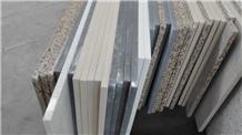 China Multicolor Artifical Quartz Stone Countertop