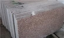 Popular Granite Of the Polished Peach Blossom Red Granite Tiles, China Red Granite