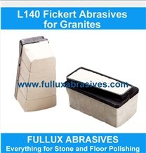 Magnesite Fickert Abrasive for Granite L140mm