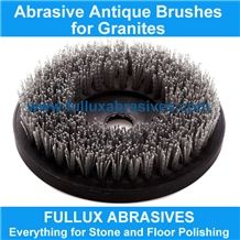 Round Abrasive Brush