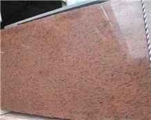 Camelia Pink Granite Slabs & Tiles, Wall & Floor Covering, Red Camelia, Pink Salisbury,Salisbury Granite,Camelia Pink,Bethel Pink,Carolina Pink,United States Pink Granite