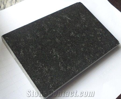 Nero Assoluto Zimbabwe , Zimbabwe Black Granite Slabs Tiles Wall Floor Covering Skirting