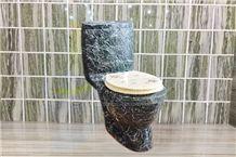 Empress Green Supreme Marble Toilets