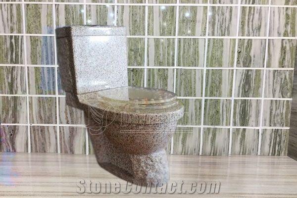 G682 Granite Nature Stone Toilets