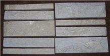 Ivory Strips Sandstone Tiles & Slabs, Beige Bobos Sandstone Tiles & Slabs