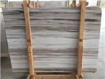 Turkish Palissandro Marble (Wooden White Marble)