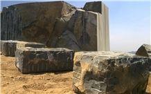 Bengal Black Granite Blocks, Black India Granite Blocks