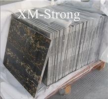 Chinese Portoro Marble,Yunnan Portoro Marble,Portoro Marble Tiles & Slabs, China Portoro Gold Marble