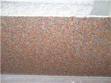 G562 Maple Red / China Red Granite, Slabs & Tiles