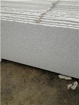 Pearl White/China White Granite, Slabs & Tiles